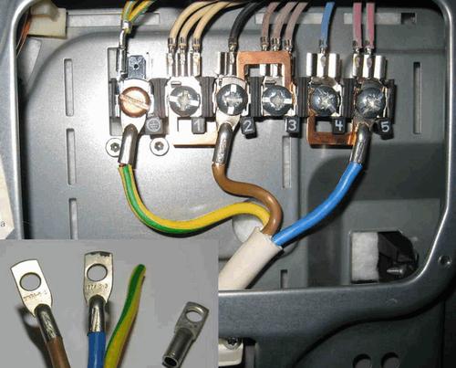 подключить духовой шкаф к электричеству_4