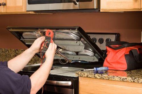 Электроплита hansa fccw5 не работает духовка ремонт