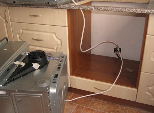 Установка встраиваемого газового духового шкафа своими руками 59