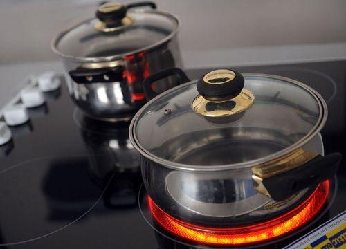 Посуда стеклокерамической плиты