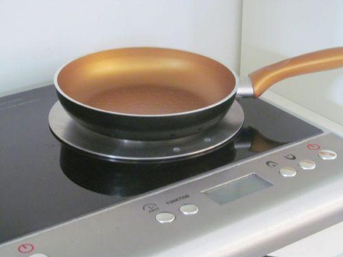 Сковорода на адаптере