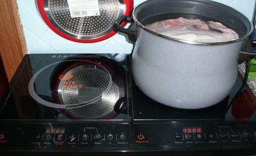 Индукционная плита Kitfort КТ104