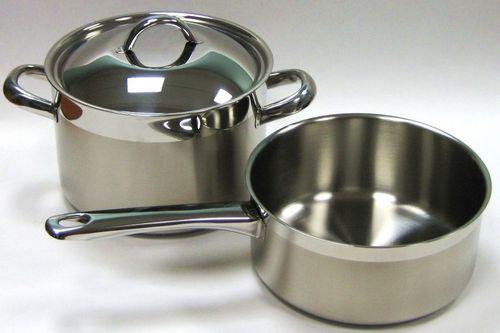 Жаропрочная посуда из стали