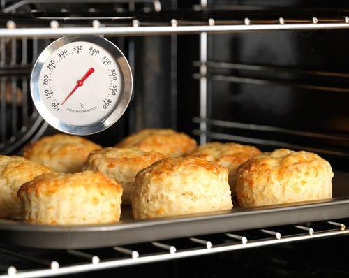Термометр в духовке