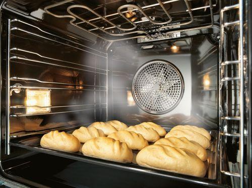 Изготовление булочек в духовке