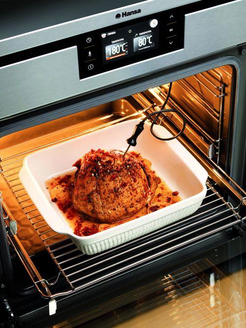 Определение температуры блюда