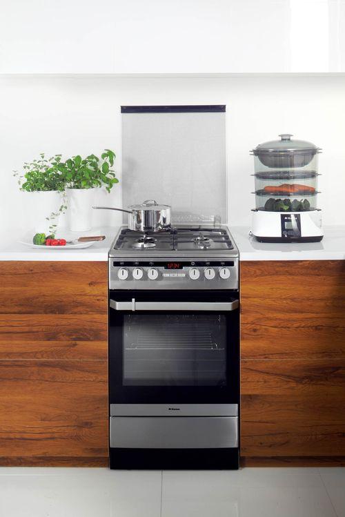 Плита Hansa в интерьере кухни