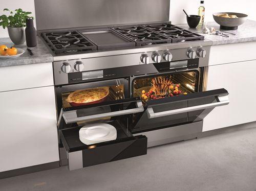 Газовая плита с электро духовкой