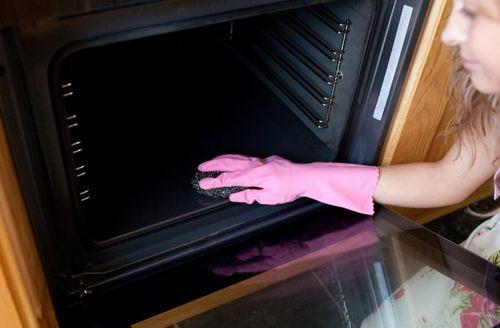 Чистота духовки