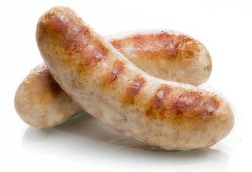 Жаренные колбаски
