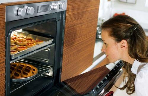 Приготовление в духовке