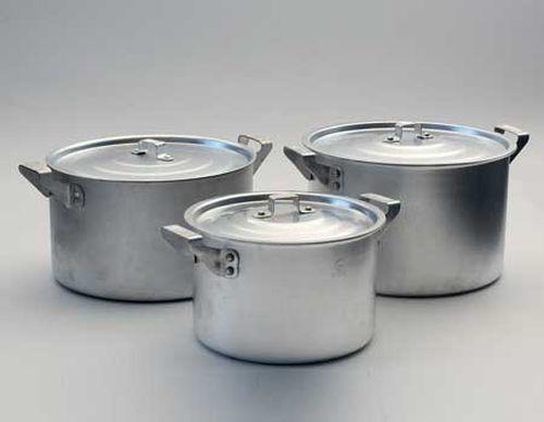 алюминиевые кастрюли
