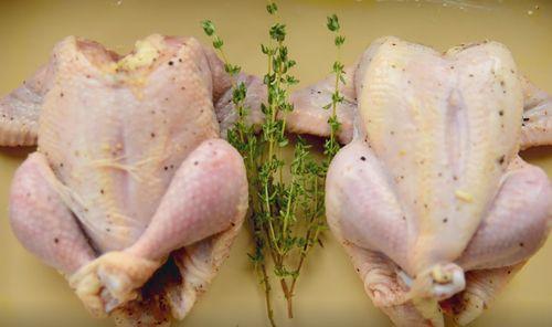 Куриные тушки