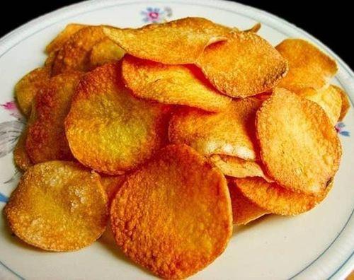 Домашние чипсы