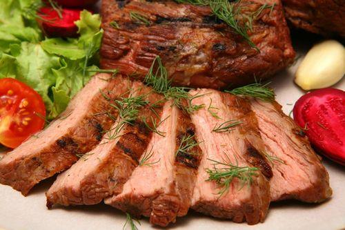 Готовое мясо