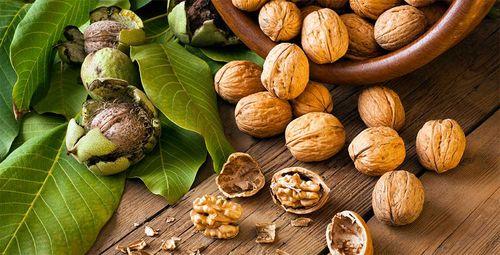 Рассыпанные орехи